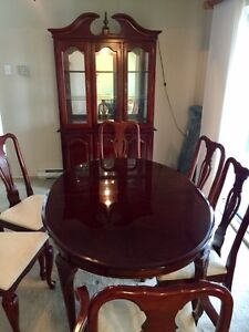 Mahogany Dining Room Suite