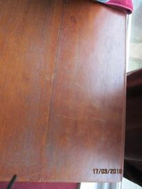 Dining room table (needs revarnising)