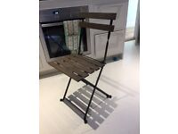 Folding ikea out door or indoor chair - 2 available