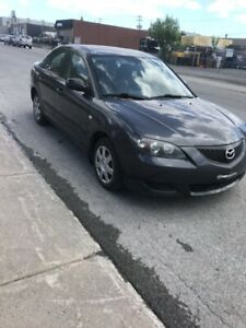 2006 Mazda  3 autaumatique