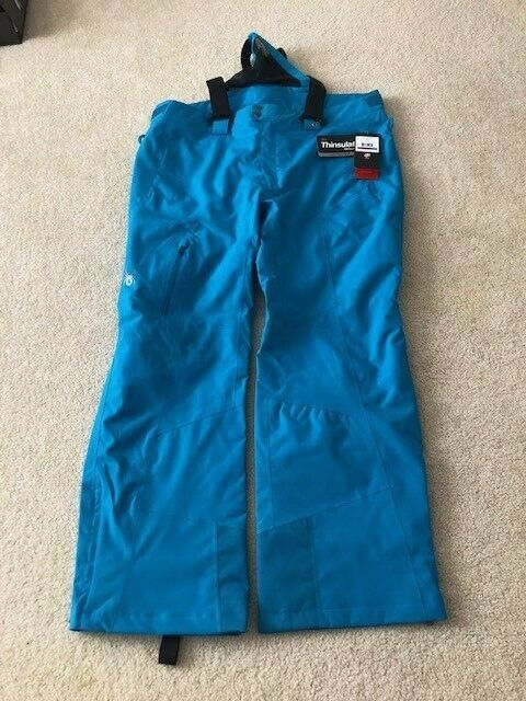 NWT Mens Spyder Dare Tailored ski pant w/susp Size: XXL-Shor
