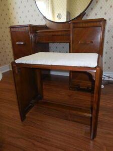 Art Deco Bedroom Set (no paypal)