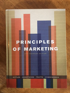 Principles of Marketing Textbook