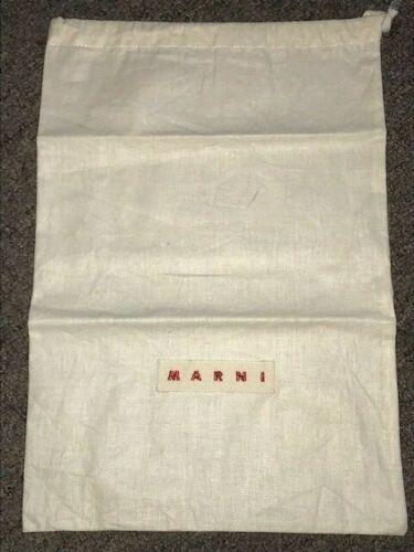 "Marni Dust Bag 14""X 9.5"".-C488"