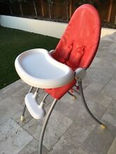 Bloom Nano Urban High Chair - Red ***make on offer *** Balgowlah Heights Manly Area Preview