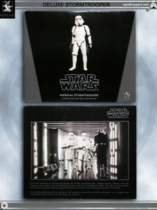 Gentle Giant Star Wars Stormtrooper Deluxe Statue