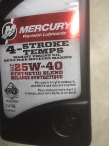 Mercury OEM 1L OIL SALE