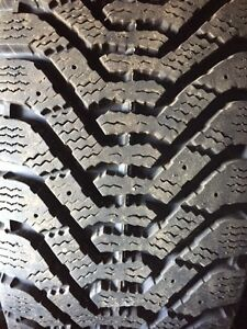 215-65-16 Good Year Nordic snow tires Peterborough Peterborough Area image 1