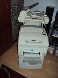 OFFICE PRINTER, SCANNER AND PHOTO COPIER