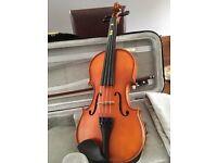 Cadenza Violin (1/2 Size)
