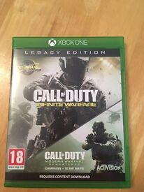 Call of Duty Infinite Warfare (Legacy edition) for Xbox One