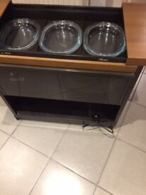 PHILIPS HOSTESS TROLLEY 10.00