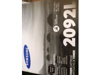 Samsung Printer Toner Cartridge MLT2092L Black