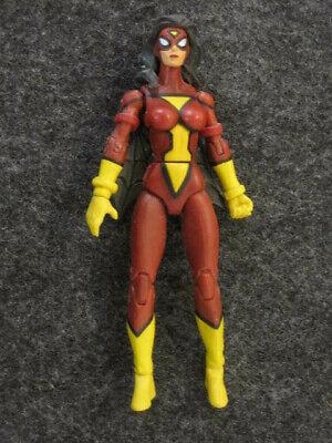 "Marvel Legends Universe 3.75"" loose Spider-Woman action figure Hasbro"