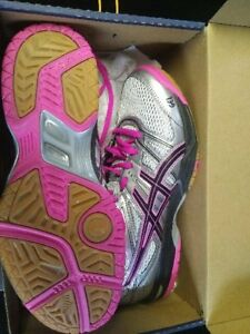 Women's Asics Volleyball Court Shoes