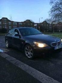 Bmw 525d manual full leather
