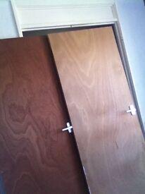 2 interior doors free