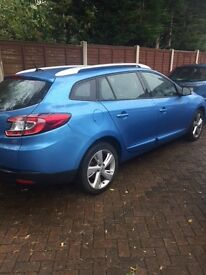 Renault Megane Sports Tourer -Tom Tom 2013 Excellent condition -Full Renault Service History