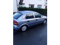ASTRA 1.4 MOT END OF THE MONTH DRIVES SPOT ON