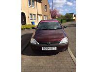 Vauxhall Corsa 1.0 i Life 3dr