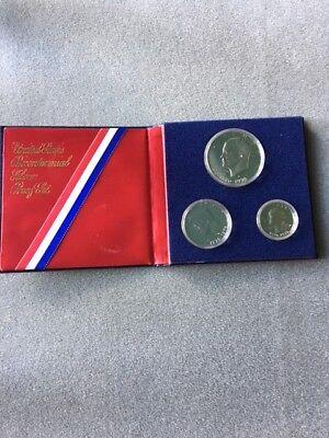 1776-1976 US Mint Bicentennial Silver Proof Coin Set