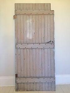 Antique Barn Door