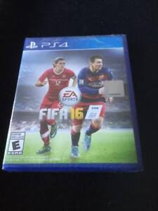 Brand New Fifa 16 PS4 Game