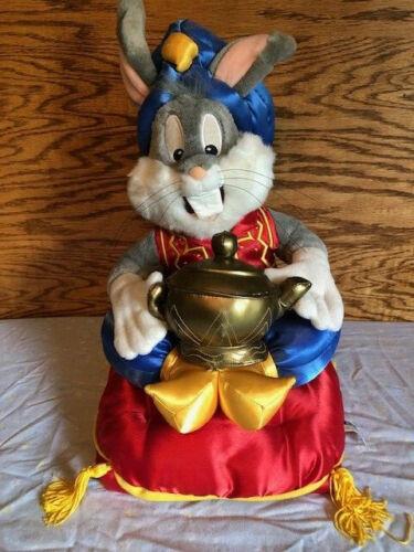 Bugs Bunny Talking Genie Lamp 1999