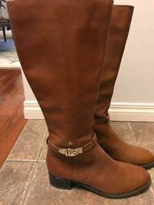"""Brand new leather boots """"Etienne Aigner"""""""