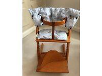 STOKKE Tripp Trapp original high baby chair