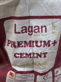 Cement 25kg bags