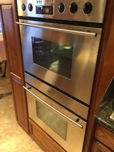 Bosch Double built in Convection Ovens
