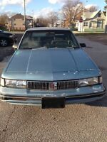 1991 Oldsmobile Cutlass Sedan 3.3LT