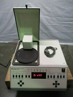 Four Dimension 4D Model 280 Automatic Four Point Probe Meter, Wafer, 453291