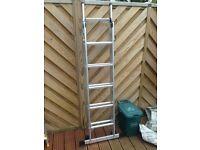 Lyte BS2037 Class-1 3-Way Ladder