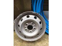 steel wheel for van 27inch 5 stud