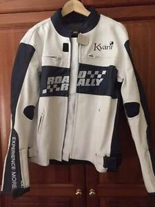 Leather Jacket - Kyani Road Rally XL and Large available Inglewood Adelaide Hills Preview