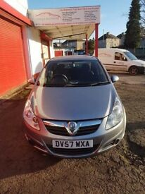 VAUXHALL CORSA LOW MILEAGE AUTOMATIC 1.4 16V