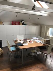 Beautiful 3/4 person office in Mews building full of character! The Old Town - All Bills included