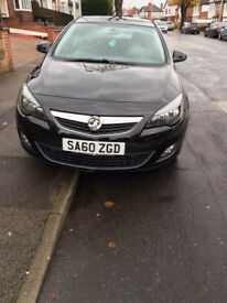 2010 Vauxhall Astra Hatchback ecoFLEX 16v SRi 5dr 1.7 CDTI - WITH FULL SERVICE HISTORY + LOG BOOK