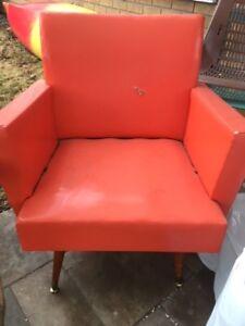 fauteuil vintage antique