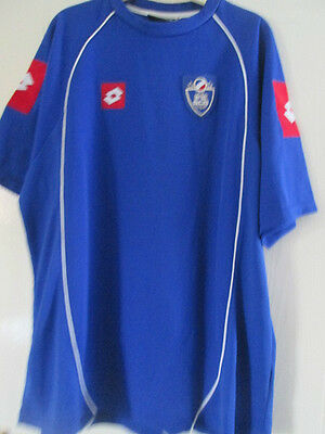 Serbia Montenegro 2003-2005 Home Football Shirt Size XXL /37976 image