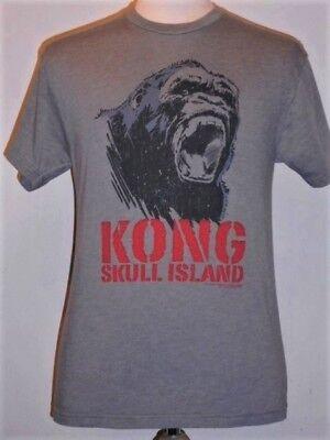 monster film (King) KONG:  SKULL ISLAND T-shirt, Medium
