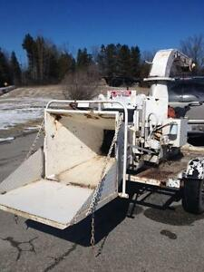 WOOD CHIPPER *** SWAP/TRADE FOR PORTABLE SAWMILL