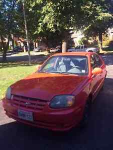 2005 Hyundai Accent Hatchback - $550 AS IS