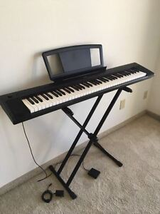 Yamaha 76-key Piano
