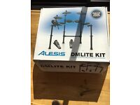 Alesis DM Lite Kit and Stagg HDdrum EDA 40 Amp