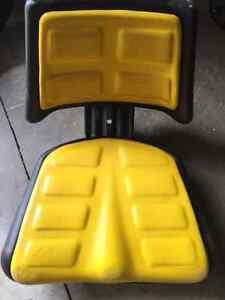John Deere Tractor Seat - Almost New