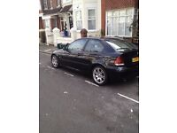 BMW 318 Ti automatic 2004 in very good condition and low mileage