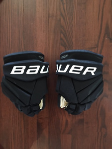 "Bauer Vapor X60 11"" Jr Gloves"